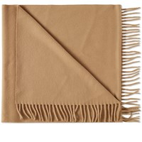 A.P.C. Large Scarf Neutrals
