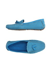 Swamp Loafers Azure