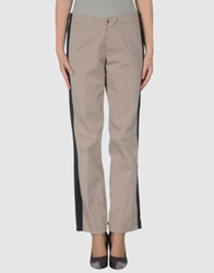 .Tessa Casual Pants Dove Grey