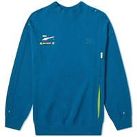 Puma X Ader Error Crew Sweat Blue
