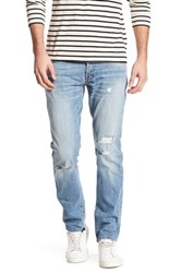 Lucky Brand 1 Authentic Skinny Jean Blue