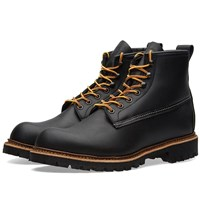 Red Wing Shoes 2930 Heritage Work 6 Ice Cutter Boot Black