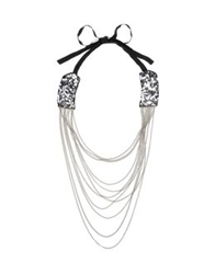 Angelina Folies Necklaces Silver