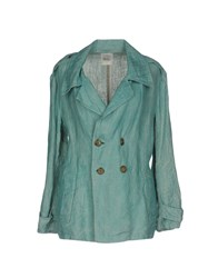 Limi Feu Suits And Jackets Blazers Green