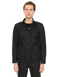 Belstaff Ashfield Insulated Waxed Field Jacket