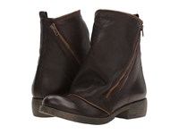 Massimo Matteo Low Boot With Zipper Testa Di Moro Women's Boots Brown
