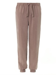 Freda Carly Soft Cupro Sweatpants