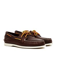 Sperry Classic Leather Boat Shoe Brown