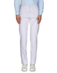 Cnc Costume National Costume National Homme Trousers Casual Trousers Men White