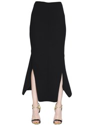 Maticevski Pencil Skirt W Flared Hem