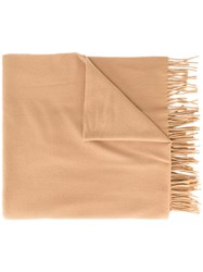 Designers Remix 'Kendall' Scarf Nude Neutrals