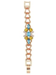 Mawi 'Barbarella' Collection Bracelet Rose Multi