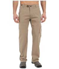 Prana Stretch Zion Pant Dark Khaki Men's Casual Pants
