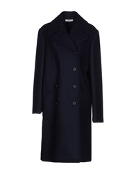 Celine Celine Coats Dark Blue