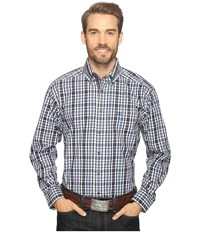 Ariat Jepson Shirt Multi Men's Long Sleeve Button Up