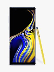 Samsung Galaxy Note9 Smartphone With S Pen Android 6.4 4G Lte Sim Free 512Gb Ocean Blue