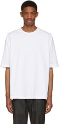 Ganryu White Oversized T Shirt