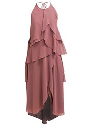 Y.A.S Yas Yasfenilo Maxi Dress Rose Taupe