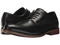 Dockers Albury Plain Toe Oxford Black Polished Full Grain Shoes