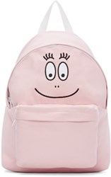 Joshua Sanders Pink Barbapapa Backpack