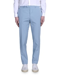 Hardy Amies Casual Pants Sky Blue
