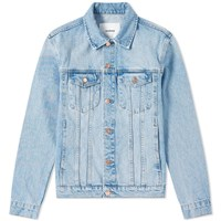 Soulland Shelton Denim Jacket Blue