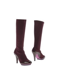United Nude Boots Deep Purple
