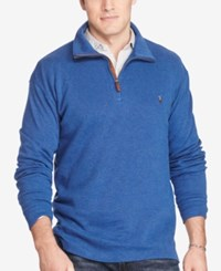 Polo Ralph Lauren Men's Big And Tall Ribbed Pullover Beach Roya