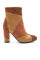 Seychelles Skulk Booties Tan