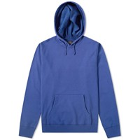 Beams Plus Pullover Coolmax Hoody Blue