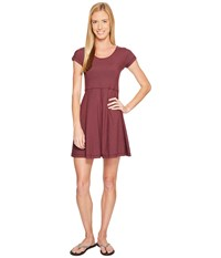 Outdoor Research Bryn Dress Pinot Women's Clothing Red