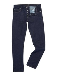 Label Lab Men's Lock Skinny Indigo Jean Indigo