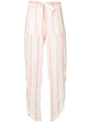 Lemlem Doro Fly Away Trousers Pink
