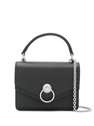 Mulberry Small Harlow Satchel Black