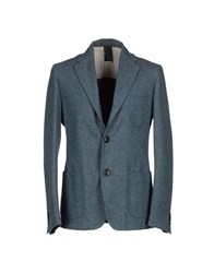 People Suits And Jackets Blazers Men Slate Blue