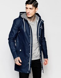 Minimum Waterproof Festival Jacket Navy