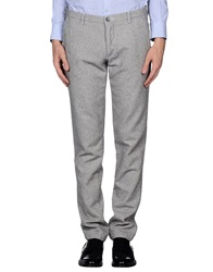 Daniele Fiesoli Casual Pants Grey