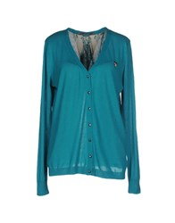 Guess Knitwear Cardigans Women Emerald Green