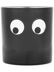 Anya Hindmarch Coffee Large Candle Black