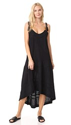 9Seed Lola Cover Up Dress Black