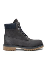 Timberland 6 Premium Boot Autumn Mashup Charcoal
