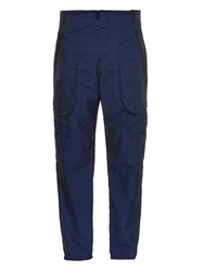 Alexander Wang Exposed Pocket Technical Fabric Trousers