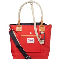 Master Piece Series Two Way Tote Red
