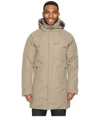 Nau Copenhagen Down Trench Coat Dark Khaki Men's Coat