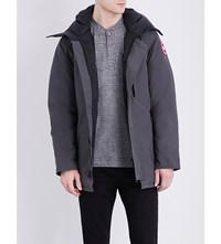 Canada Goose Chateau Quilted Parka Graphite