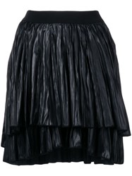 Isabel Marant Elasticated Skirt Black