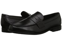 Rockport Classic Loafer Lite Penny Black Ii Men's Slip On Dress Shoes