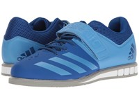 Adidas Powerlift 3 Collegiate Royal Tech Blue Metallic Solid Grey Men's Shoes