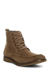 Andrew Marc New York Borden Boot Beige
