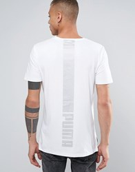 Puma Evo Core T Shirt White White